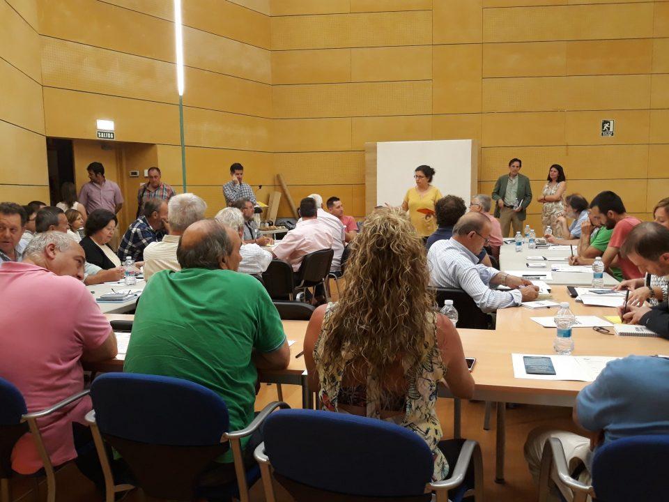 Taller participativo Ebro Resilience en Alagón (Zaragoza)