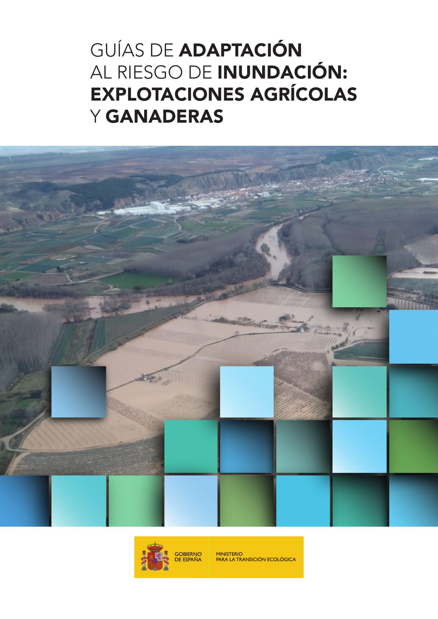 La evaluación del riesgo de inundación de explotaciones agroganaderas se exporta a otras cuencas